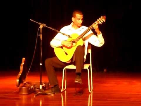 Luiz Violonista Erudito - Preludio 1 Villa Lobos