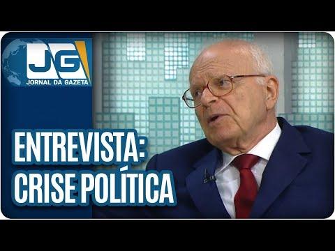 Rodolpho Gamberini entrevista o jurista Fábio Konder Comparato, sobre a crise política no País