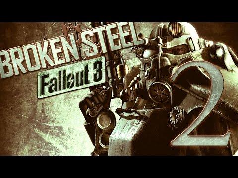 "Fallout 3 | DLC "" Broken Steel "" | Let's Play en Español | Capitulo 2 | (Resubido Twitch)"