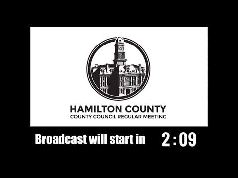 Hamilton County Council General Meeting