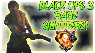 RAGE QUITTERS! - Black Ops 3 PC Nuclear - (Call of Duty: Black Ops 3)
