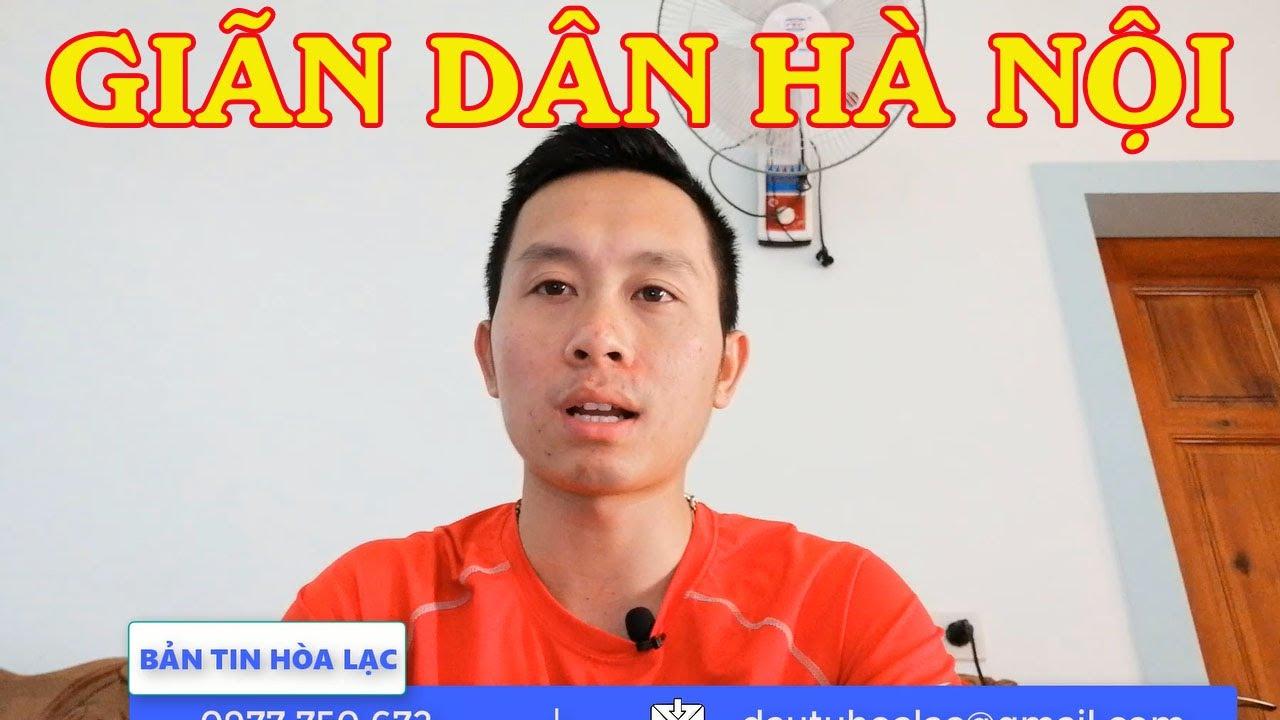 image Thị trường đất nền Hòa Lạc sẽ ra sao khi Hà Nội công bố quy hoạch giãn dân