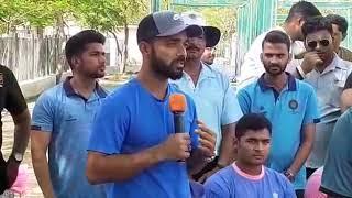 Baixar Ajinkya Rahane Speech in PS SPORTS ACADEMY-JAIPUR