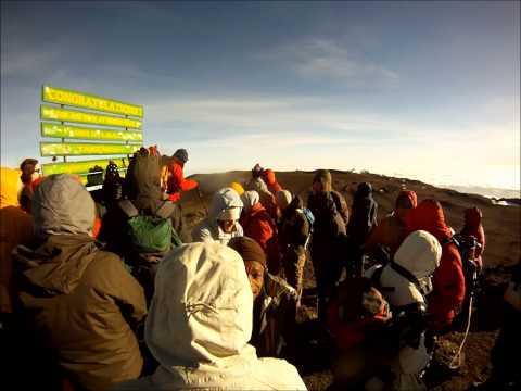 Climbing Kilimanjaro news report