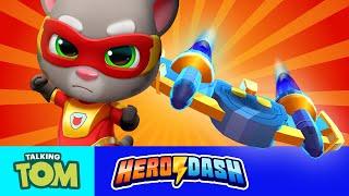 ⚠️ NEW GADGET ALERT in Talking Tom Hero Dash (NEW GAME TRAILER) ????