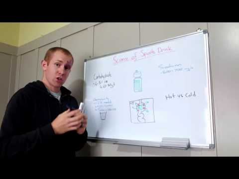 Science of Sports Drinks – Electrolytes, Hydration, Isotonic and Hyper