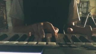Phía sau một cô gái - cover Piano