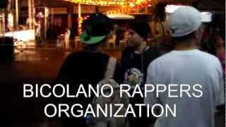 BICOLANO RAPPERS ORGANIZATION