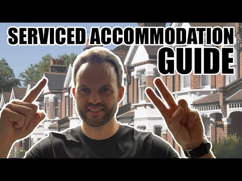 Your Complete Guide To Serviced Accommodation Property