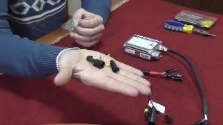 видео Вариант монтажа влагозащищенных LED-ламп