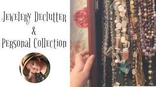 Konmari Jewelery Declutter & Personal Jewelry Collection (2019)