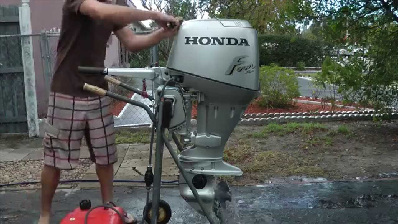 Image Result For Honda Hp Outboard Motor