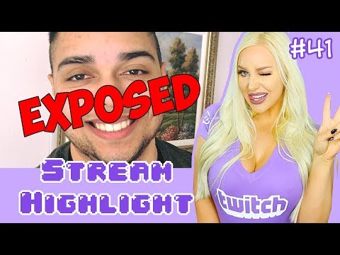 EXPOSING SUSSY COLD BOI! - Stream Highlight #41