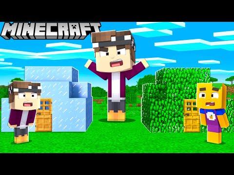 CENTEX vs. OP BASE in Minecraft!