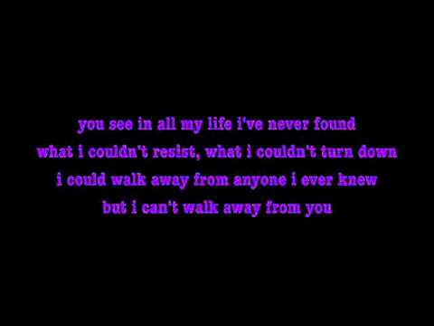 Shameless - Billy Joel Lyrics [on screen]