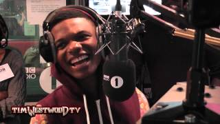 Westwood - Wizkid remix with Akon *EXCLUSIVE* in UK