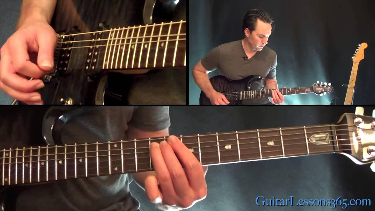 Orion Guitar Lesson Pt2