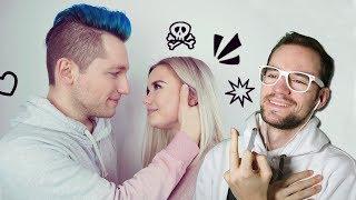 HATE Kommentare singen | feat. Julia Beautx | Rezo | REACTION