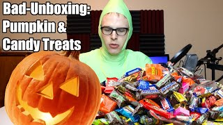Bad Unboxing - Pumpkin & Candy Treats