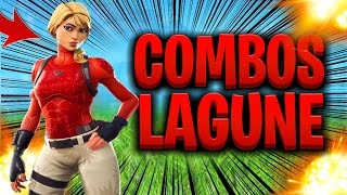 THE BEST COMBOS WITH THE SKIN LAGUNE Fortnite