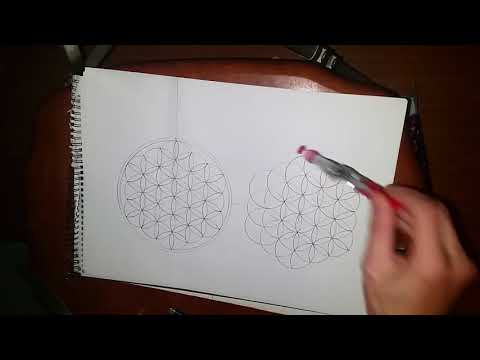 Flower of LIfe How To- The Osirieon, Rome and Amritsar