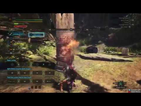 MHW (Guides) -- Long Sword Continuous HelmBreaker
