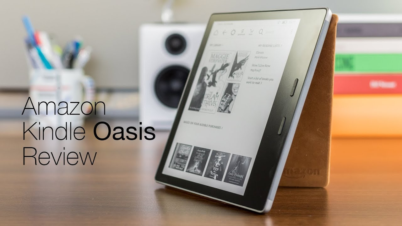 Kindle Oasis review - YouTube