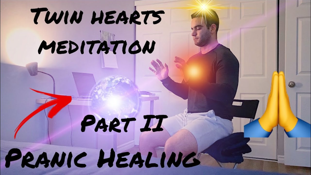 TWIN HEARTS MEDITATION - STEP BY STEP - PART 2 - YouTube