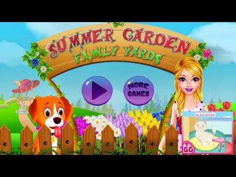 summer garden family yards hack