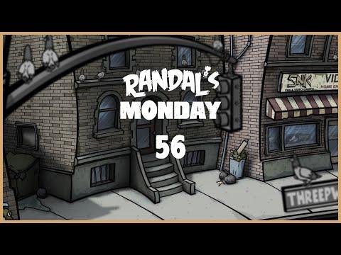 Randal's Monday #56 Rap Battle Royal [HD 1080p | Deutsch] |