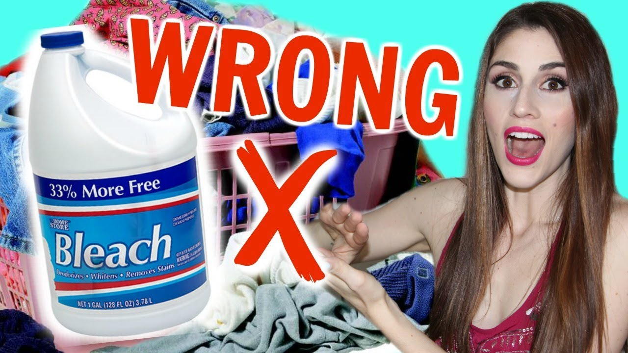 7 Ways Youre Doing Your Laundry Wrong
