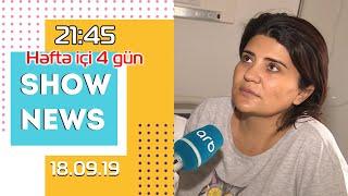 Yoldaşımın xəbəri yoxdur, pulumu verib edirəm: Səbinə Selcan - Show News