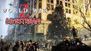 WORLD WAR Z LIVE-HELP ME | PVP ACTION |COME JOIN!!! -SUBCRIBE!!!!