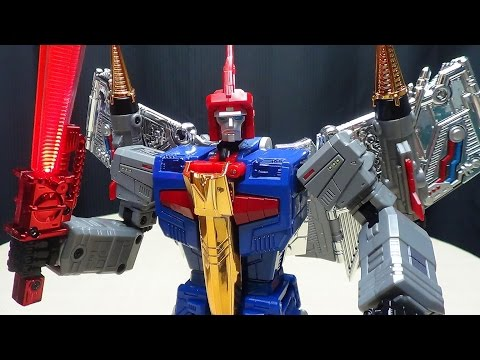 FansToys SOAR (Masterpiece Swoop): EmGo's Transformers Reviews N' Stuff
