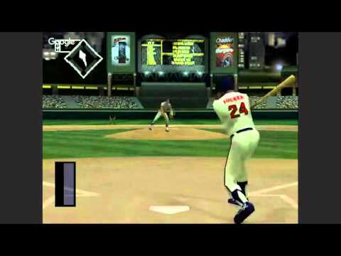 All Star Baseball 99 Nighttime special season