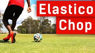 One of Eyasu's most viewed videos: Elastico Chop Tutorial(Remastered)