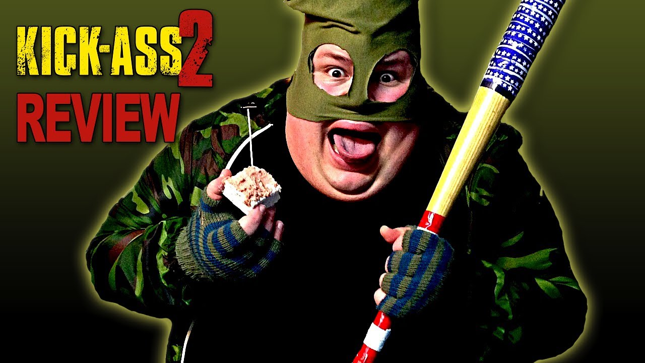 Kick-Ass 2 Filmanmeldelse og parodi - Youtube-5854