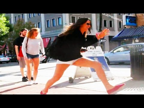 OMG Remote Control Rat Hidden Camera Practical Joke - Hilarious Reactions