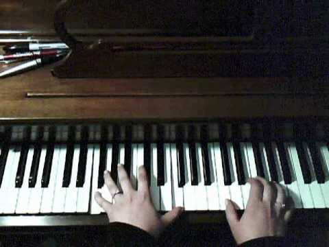 How to Play 'Love Song' Sara Bareilles Piano