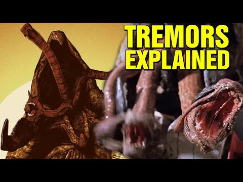 WHAT ARE GRABOIDS? TREMORS CREATURES EXPLAINED - LIFE CYCLE
