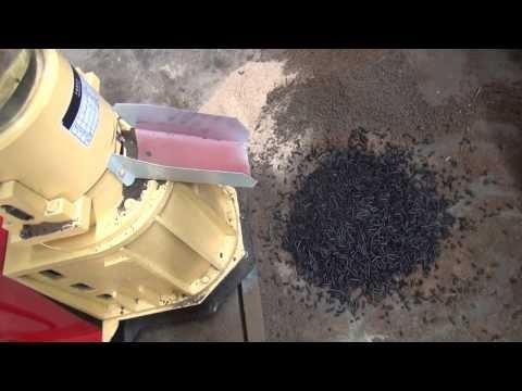 small chicken manure fertilizer pellet making machine