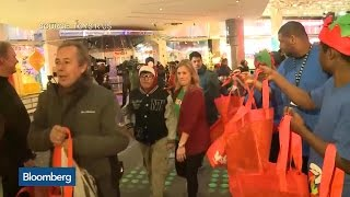 Black Friday Retail Sales: The Winners & the Losers