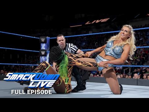 WWE SmackDown LIVE Full Episode, 25 April 2017