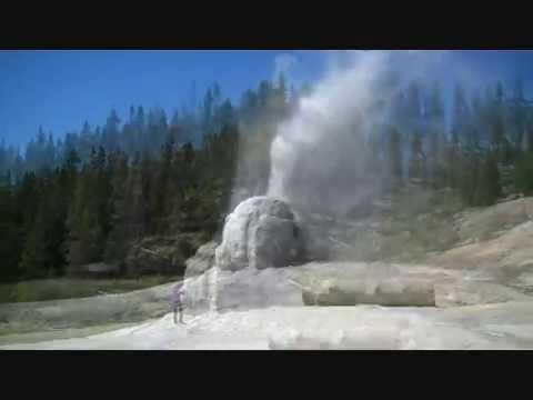 Lone Star Geyser Trail, Yellowstone National Park by 1willwander