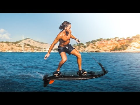 RACING JETSURF IN IBIZA! | VLOG³ 31