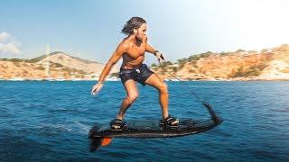 Video RACING JETSURF IN IBIZA! | VLOG³ 31 download MP3, 3GP, MP4, WEBM, AVI, FLV Oktober 2018