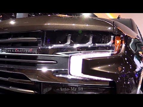 2019-2020 Chevrolet Silverado Next Diesel