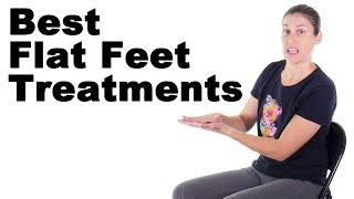 7 Best Flat Feet Treatments - Ask Doctor Jo