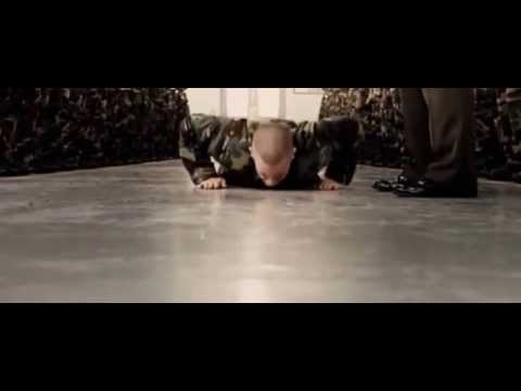 Jarhead best scene - Swofford and the Drill instructor