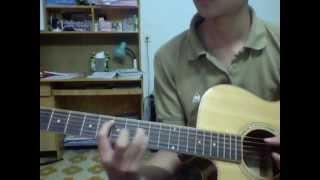 Đi về phía chân trời guitar cover